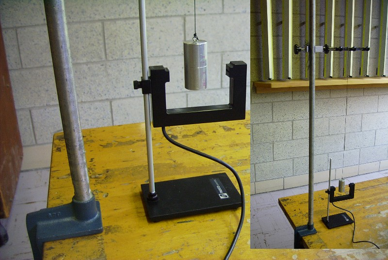 General Physics Lab: Conservation of Mechanical Energy
