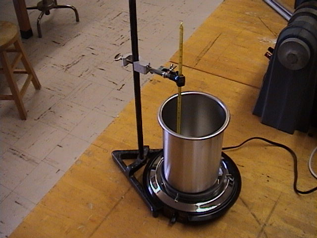 specific heat lab report Experiment 6 coffee-cup calorimetry  the specific heat capacity  before coming to lab reagents fm specific heat (j/g k.