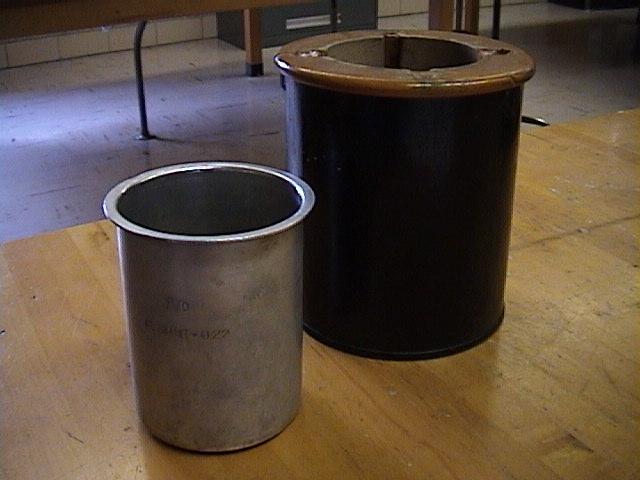 Specific heat capacity of steel?