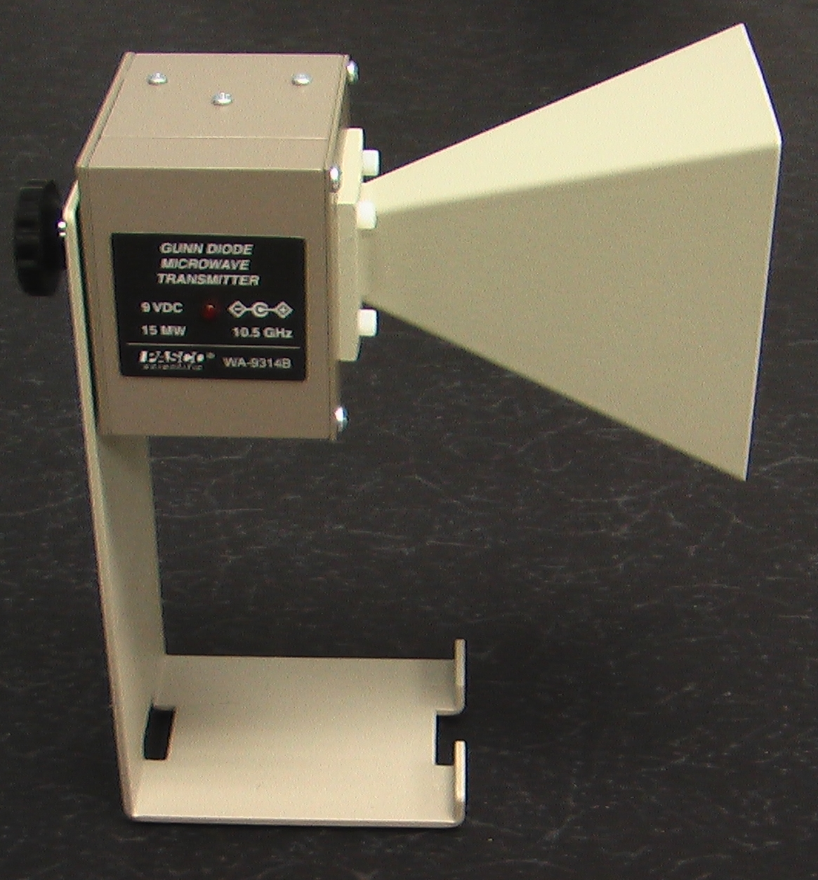 224 Physics Lab Microwave Optics